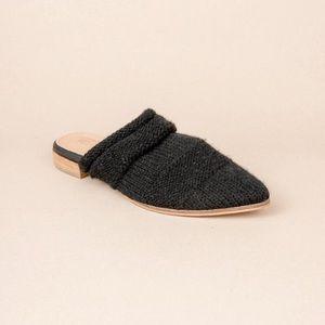Mi.iM Fali Sweater Knit Mules